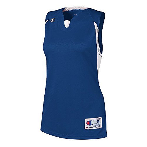Champion Double Dry Sleeveless (Champion Mens Strike Double Dry Sleeveless Jersey (SF10) -ATHLETIC R)