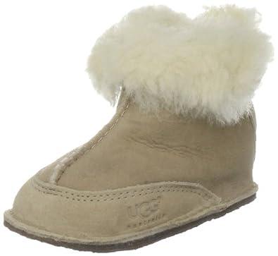 c63b4e250a3 UGG Australia Infant I Boo Sand Baby Shoe 5206 2 Child UK: Amazon.co ...