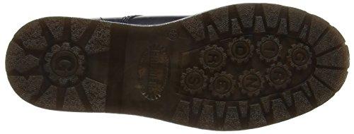 Grinders Cedric - botas sin forro de cuero hombre negro - negro