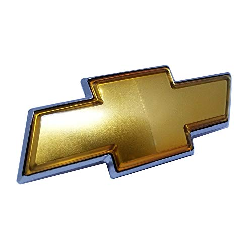 NEW Front Grille Bowtie Emblem Badge Gold 06-13 Impala Monte Carlo Gold
