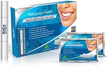 NetGen 28-Pieces Professional Teeth Whitening Strips Kit