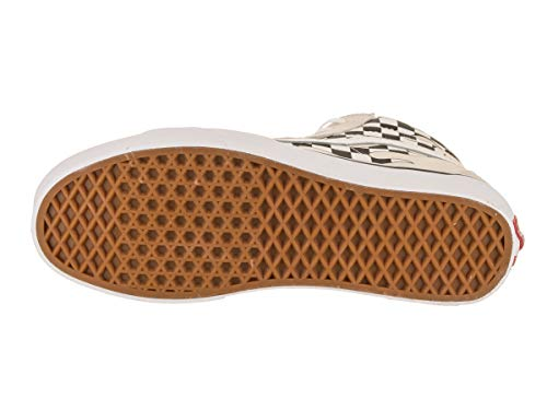 Vans White Uomo sneaker hi Scarpe Classic Sk8 rnrYwqdU