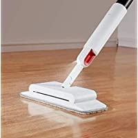 LSDD Deerma TB900 Sweeping and Mopping 2 in 1 Handheld Water Spraying Mop Floor Cleaner Rotatable Spiral Rolling Brush…