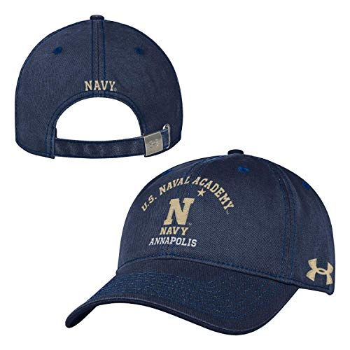 (United States U.S. Naval Academy Navy Adjustable Baseball Cap Hat)
