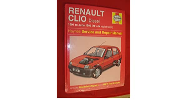 renault clio diesel service and repair manual haynes service and rh amazon com Renault Clio Sedan Renault Clio Sedan