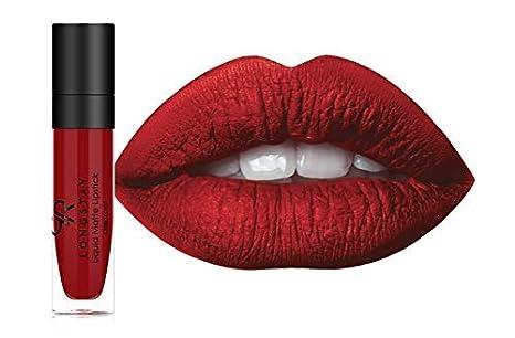 Buy Golden Rose Long Wearing Longstay Liquid Matte Lipstick 18