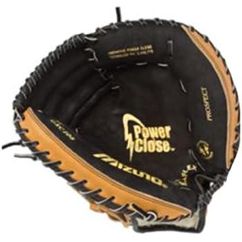 Mizuno Prospect GXC105 Youth Catcher's Mitt (32.50-Inch, Left Handed Throw)