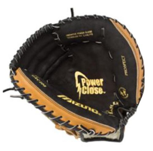Mizuno Prospect GXC105 Youth Catcher's Mitt (32.50-Inch, Right Handed Throw) - Mizuno Prospect Youth Glove