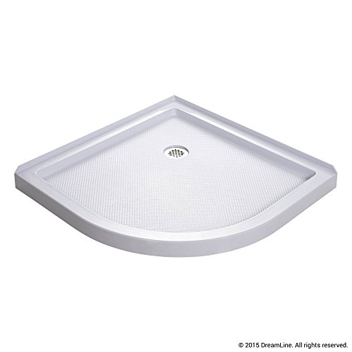 quarter round shower base dlt7033330 - Shower Bases