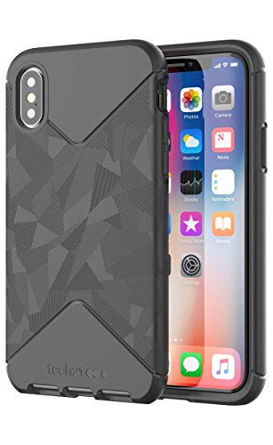 tech21 Evo Tactical Case for iPhone X - ()