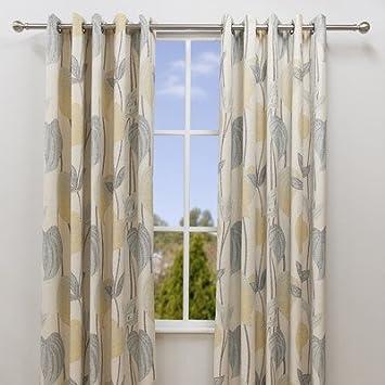 ScatterBox 335 x 229 cm Amazon Curtains, Aqua Blue: Amazon.co.uk ...