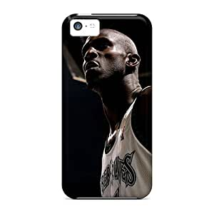 New Style Mycase88 Hard Cases Covers For Iphone 5c- Basketball Player Guy