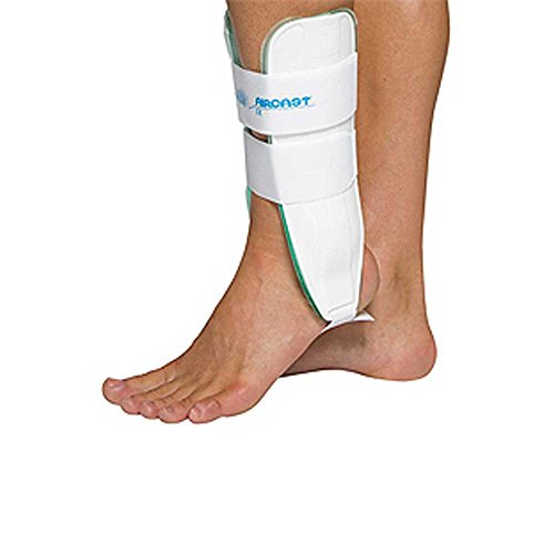 DJO GLOBAL Aircast 02BR Air Stirrup Standard Ankle Brace,...