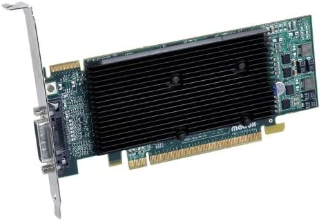 Matrox Genuine M9120 512 MB PCI Video Card M9120-E512LPUF