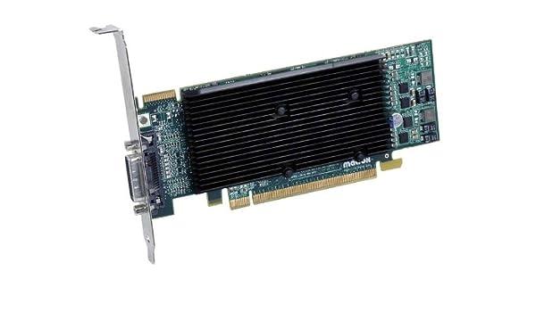Amazon.com: Matrox Genuine M9120 512 MB PCI Video Card M9120 ...