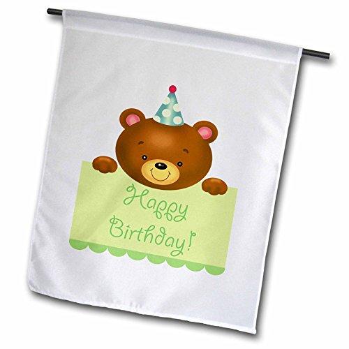 Russ Billington Nursery Designs - Cute Brown Teddy Bear w...