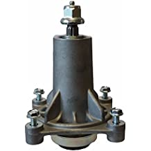 187292, 192870, 532187292, 532192870 Spindle Assembly with Grease Zerk, Husqvarna Craftsman Poulan