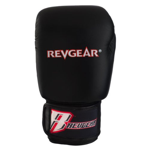 Revgear Thai Style Boxing Gloves (12-Ounce) (Revgear Boxing Gloves 12oz)