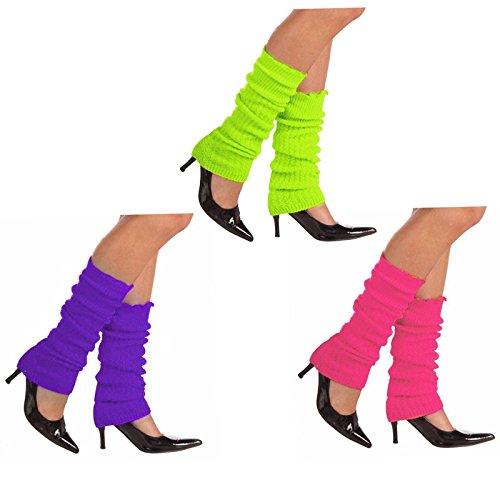 forum-novelties-neon-leg-warmers-pink-one-size