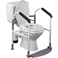 buckingham foldeasy toilet safety frame