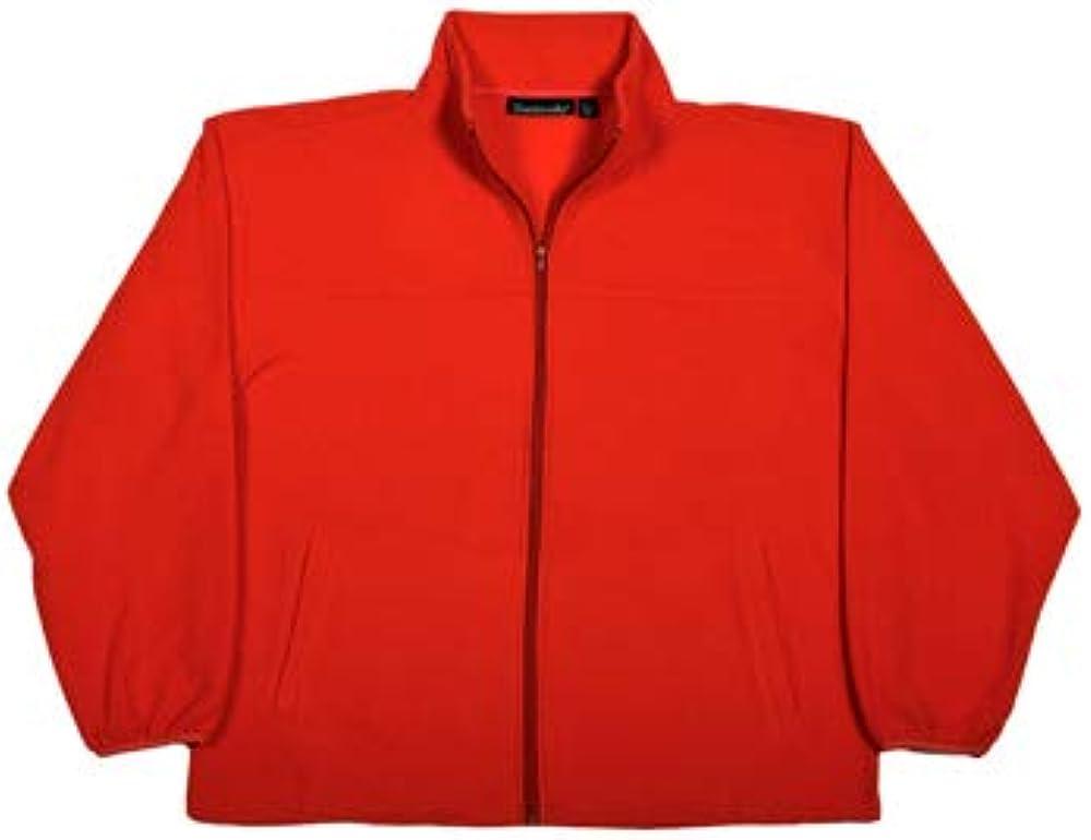 Dunbrooke 3515 Hayden Jacket44; Red Extra Small