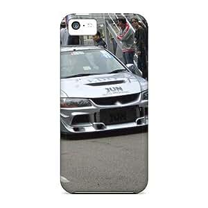 New Style Phone Case Evo8 Premium Tpu Cover Case For Iphone 5c