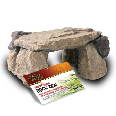 Small Animal Supplies Shale Rock Den Medium by Energy Savers (Image #1)
