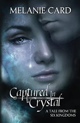 book cover of Captured in Crystal