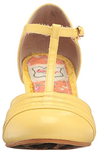 sale 2014 new Bettie Page Women's Bp254-Lucy Spectator Pump Yellow low shipping cheap online cheap sale 2014 X8MTFOWMa