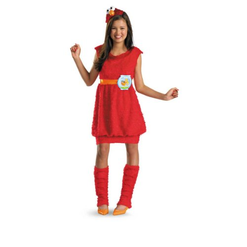 Elmo Child/Tween Costume Size L (10-12)