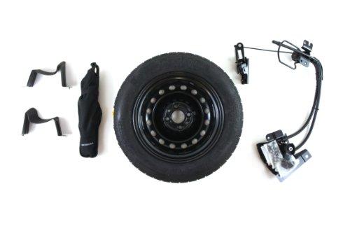 Fiat Genuine Accessories 82212995 Spare Tire Kit 500/500C
