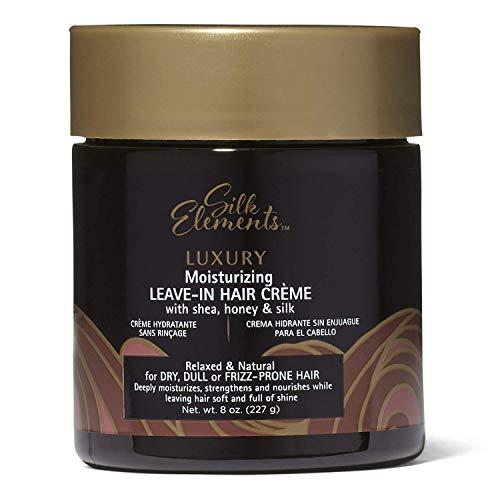 Silk Elements MegaSilk Leave-In Hair Moisturizing Creme 8 oz