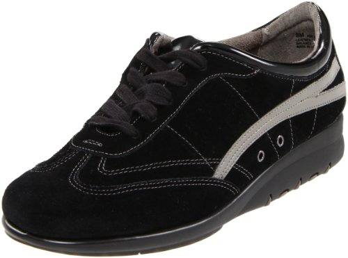Cojín Aerosoles Aire moda zapatilla de deporte Black