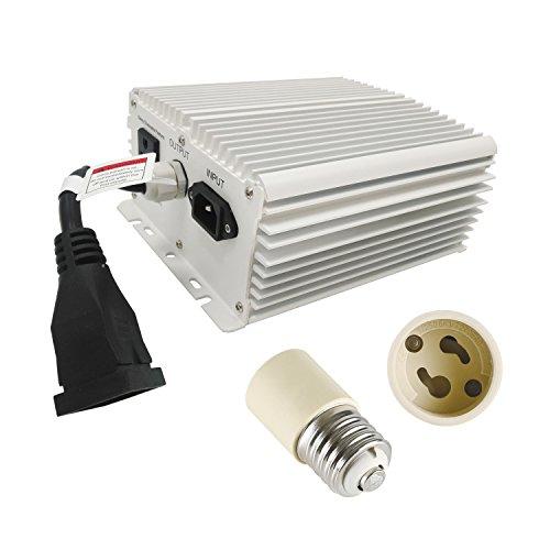 Halide Metal Kit Ballast (Hydro Crunch 315-Watt CMH Ceramic Metal Halide Ballast Conversion Kit with Socket Adapter)