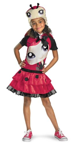 Littlest Pet Shop Ladybug (Littlest Pet Shop Halloween)