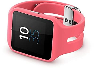 Sony SWR50 1.6-Inch Transflective Display SmartWatch 3 for Android wear Android 4.3 and onwards