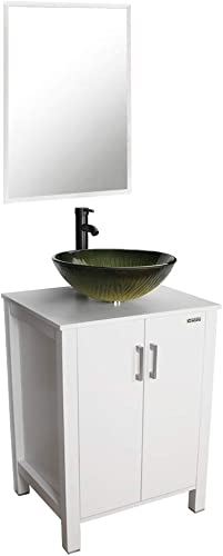 White Bathroom Vanity and Sink Comb,Bathroom Vanity Top
