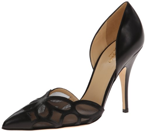 kate spade new york Womens Lauretta D Orsay PumpBlack10 M US