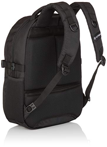 41hQax3zt4L - Victorinox Vx Sport Cadet Laptop Backpack Black Logo, One Size
