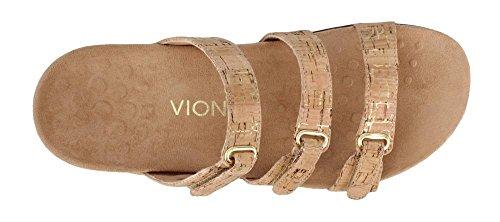Vionic Aubrey Othaheel by Slide Sandal Women's Cork 6dqSwFS