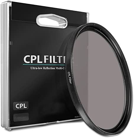 82mm Circular Polarizer Multi-Coated Filter for Canon Zoom Super Wide Angle EF 16-35mm f//2.8L II USM Lens CT Microfiber Cleaning Cloth