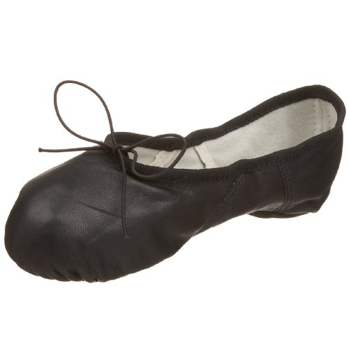 Capezio Women's Juliet Ballet Shoe,Black,4.5 W US (Juliet Black Shoes)