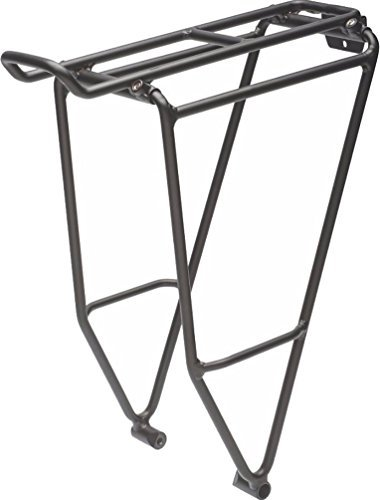 Blackburn Rack Rear (Blackburn 2017 Local Standard Front or Rear Bicycle Rack - 7081338)