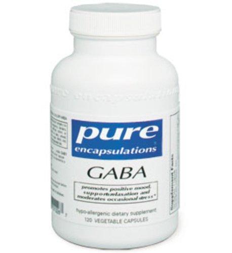GABA (700mg) 120ct de Pure