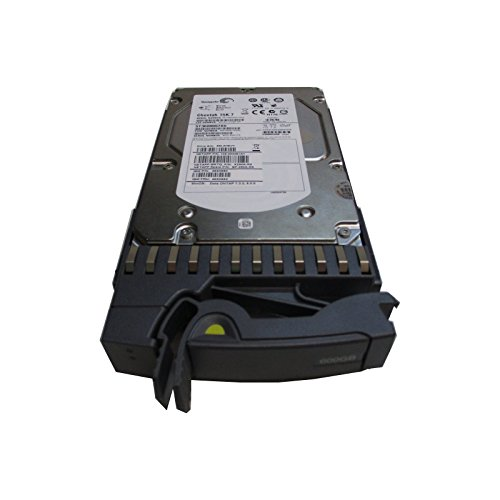 NetApp X290A-R5 600GB 15K SAS hard drive for FAS2020 FAS2040 FAS2050 (Certified Refurbished) by NetApp