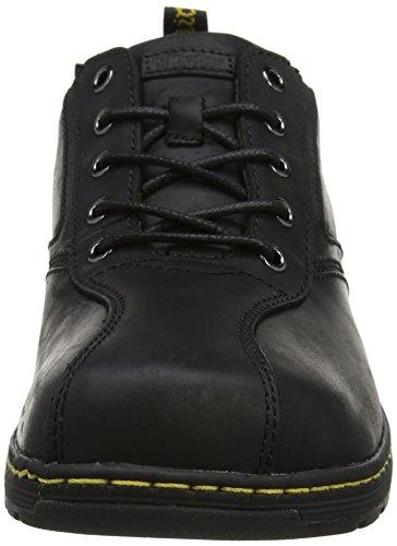 Dr. Greens Hommes Greig Oxford Boot Noir République