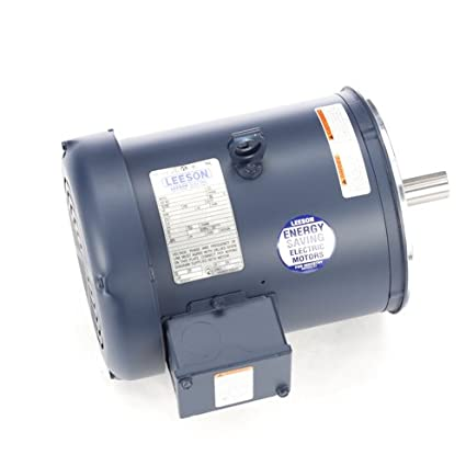 Amazon.com: Leeson Electric 131506.00 - General Purpose Motor ...