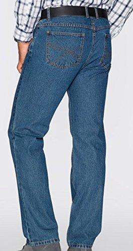 Herren Jeans Kurzgröße blue stone Regular Fit 52 54 56 Straight Cut 06792