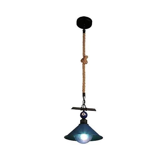 Candelabros Lámparas colgantes de hierro, lámpara de techo, mesa ...