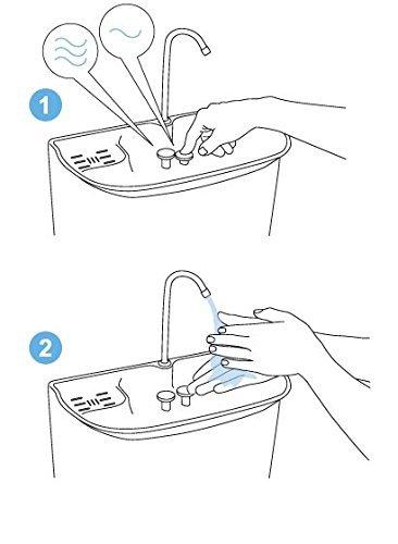 Cisterna con lavabo